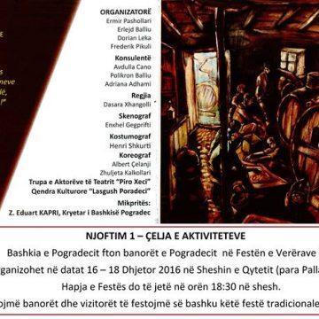 The Wine Barrel Festival Kicks Off in Pogradec