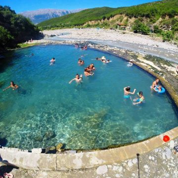 Where do Most of Albania's Tourists Come from?