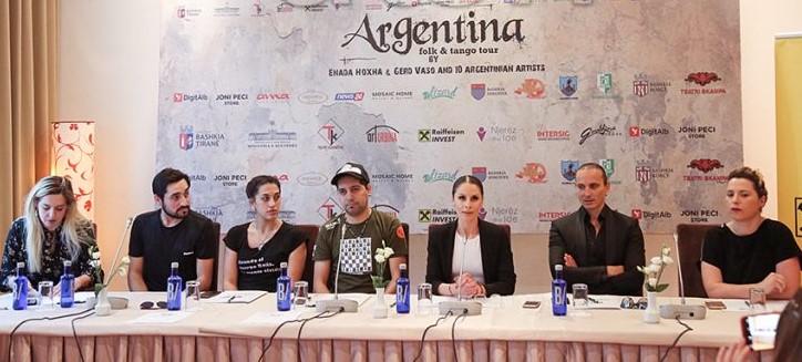Albania-Argentina relations