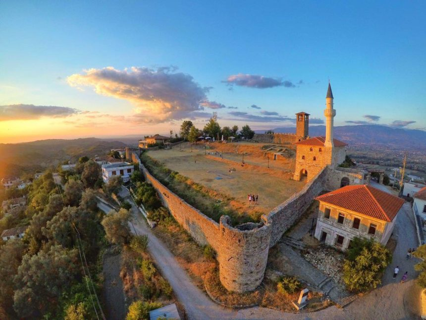 Preza Castle Tirana