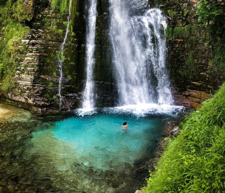 Albania's Best Wild Swimming Walks