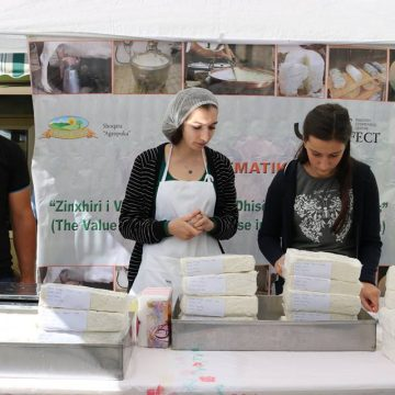 Puka Goat Cheese Farmers to Create Their Own Brand