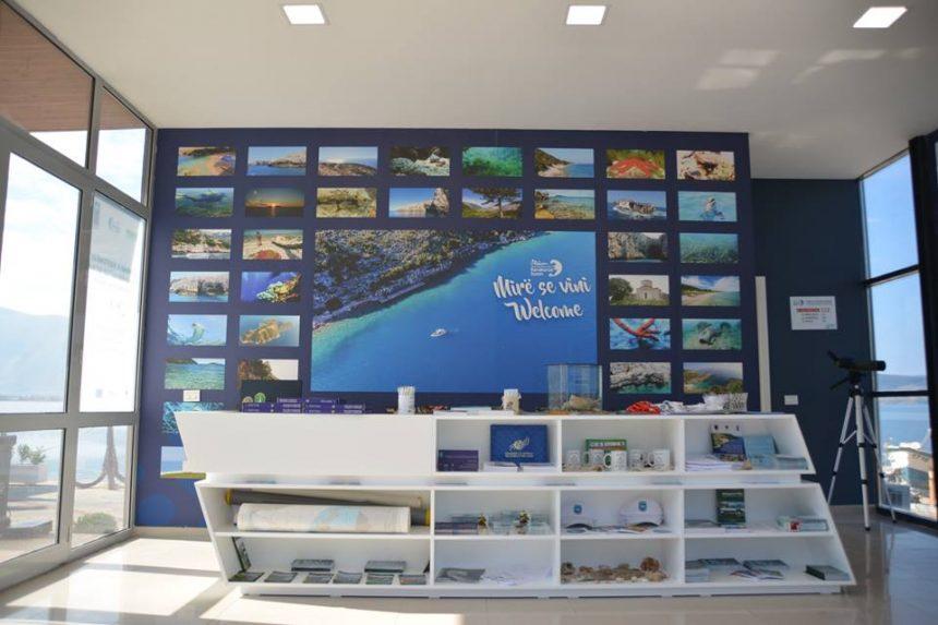 New Visitors Center Opens in Radhima