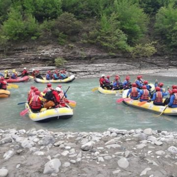 Why You Must-Try Rafting in Osum Canyons