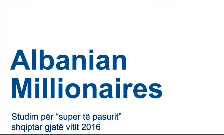 The Top 10 Richest People in Albania in 2016