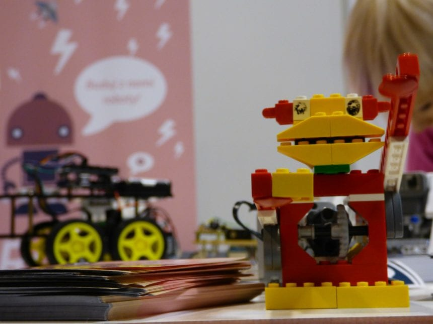 Programming and Coding Lab for Children and Youth Opens in Tirana