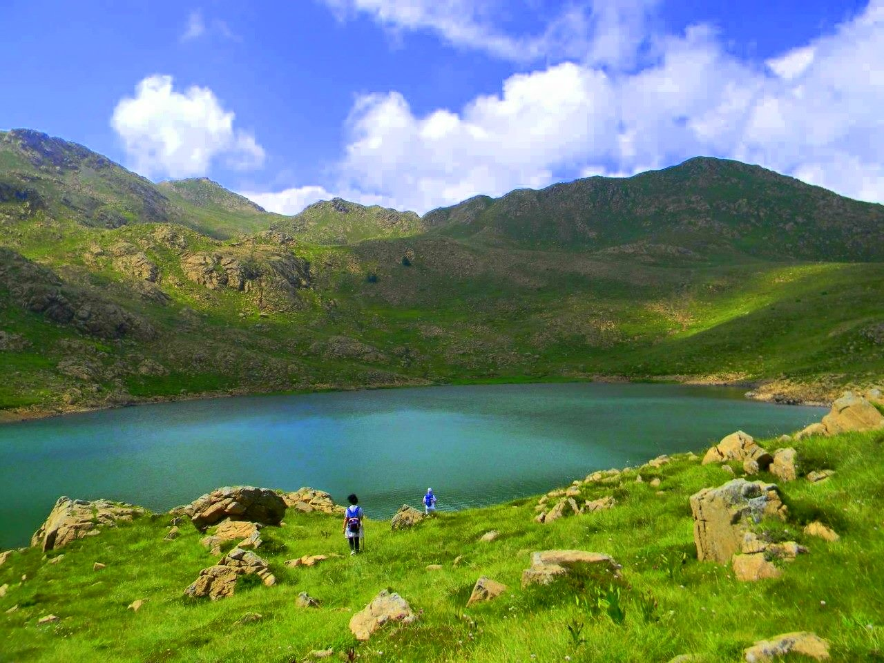 rrajce lake