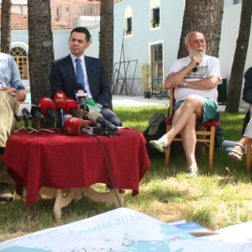Via Egnantia to become a tourism attraction, says Minister of Tourism