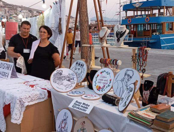 Saranda Hosts 9th Edition of Eco-Friendly Souvenirs Fair