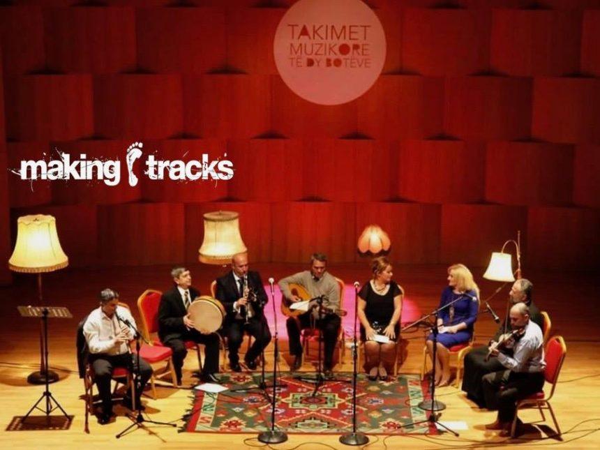 Saz'Iso Folk Ensemble Starts UK Tour