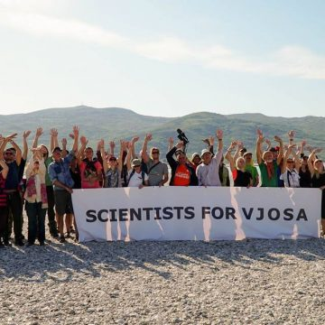 Scientists Call on Protection of Vjosa River