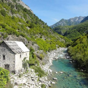 Discover Selca Village in the Albanian Alps