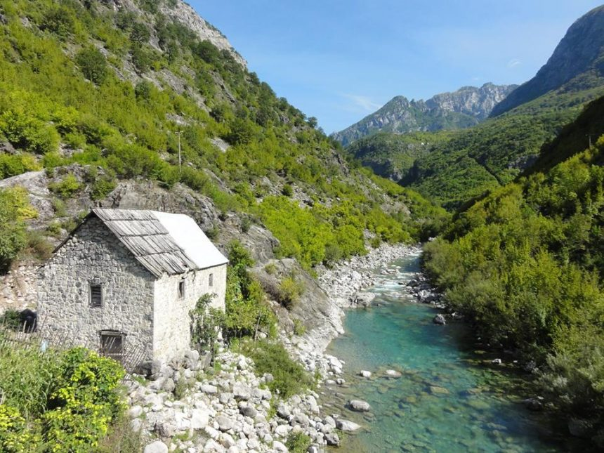 Discover Selca Village in the Albanian Alps