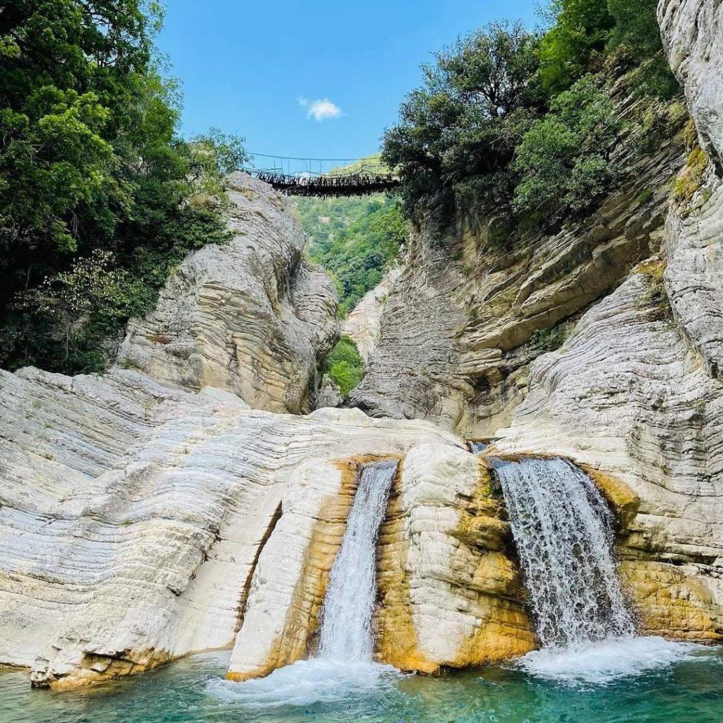 Selcka Waterfall