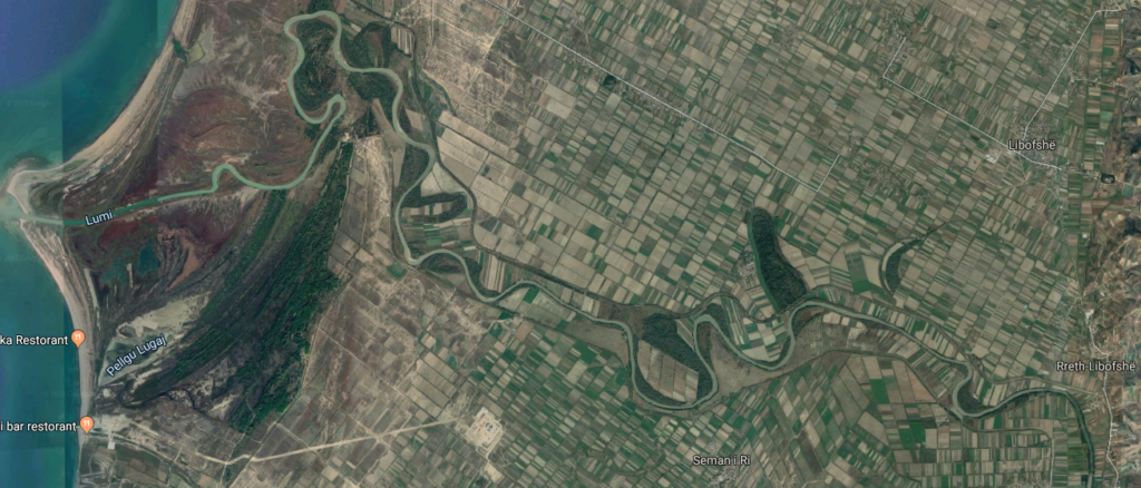 Seman river