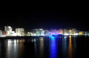 shengjin at night