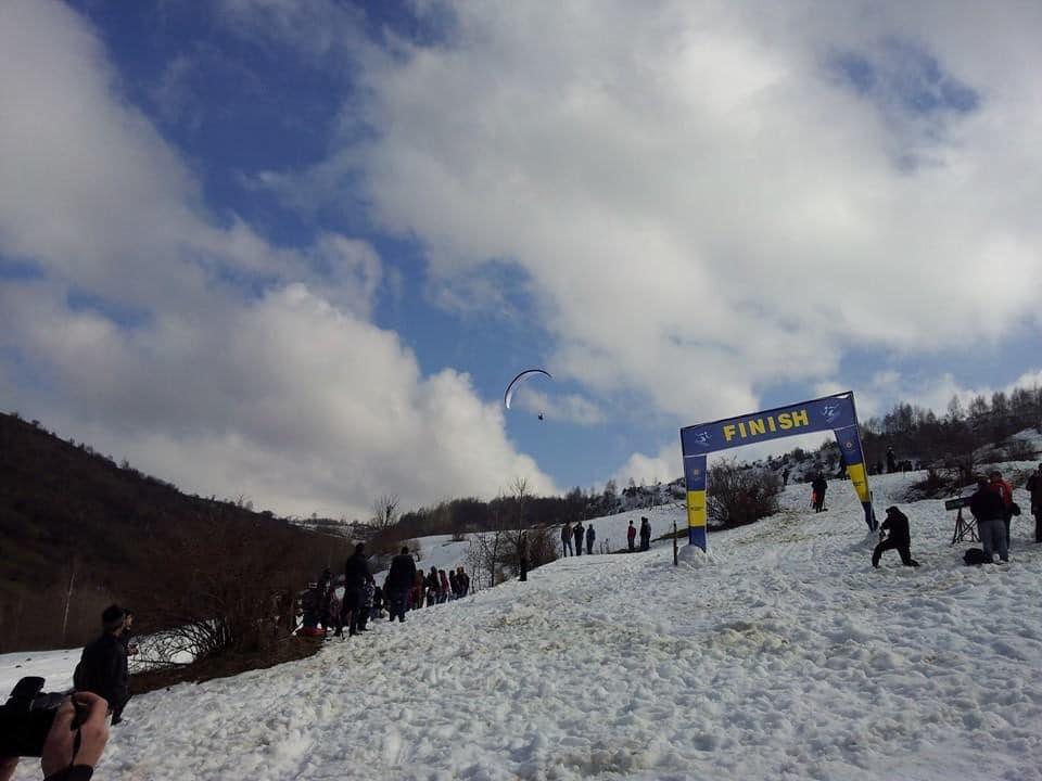 Skiing tournament in Shishtavec Village
