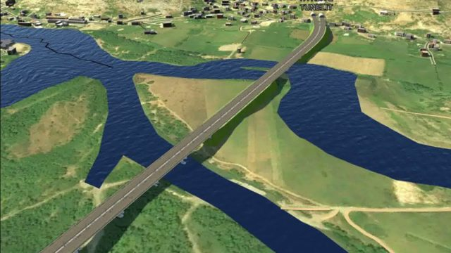 Shkodra Bypass Road, Two Projects Proposed