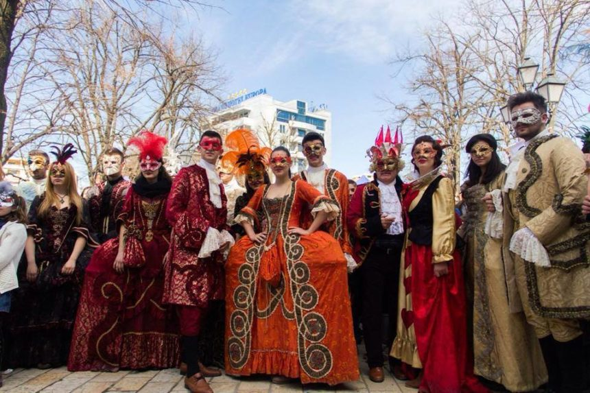Don't Miss Shkodra Carnival Festival 2020