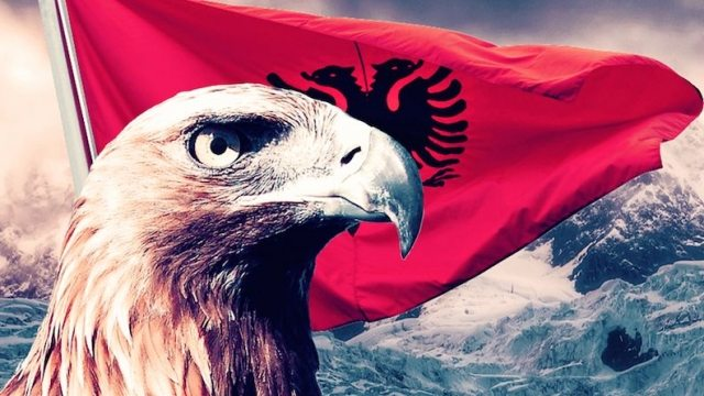 Albanian Legend: The Son of the Eagle