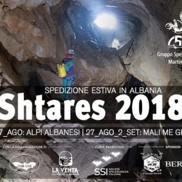 17 Italian Speleologists to Explore Shtares Cave in the Albanian Alps