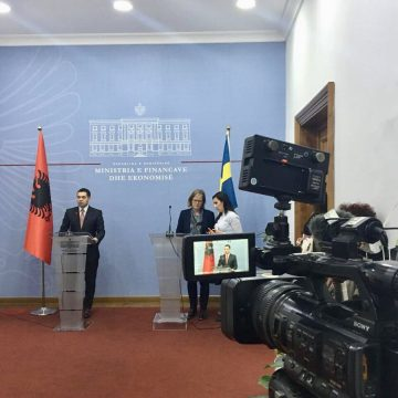 Sweden Supports Albania's EU Integration