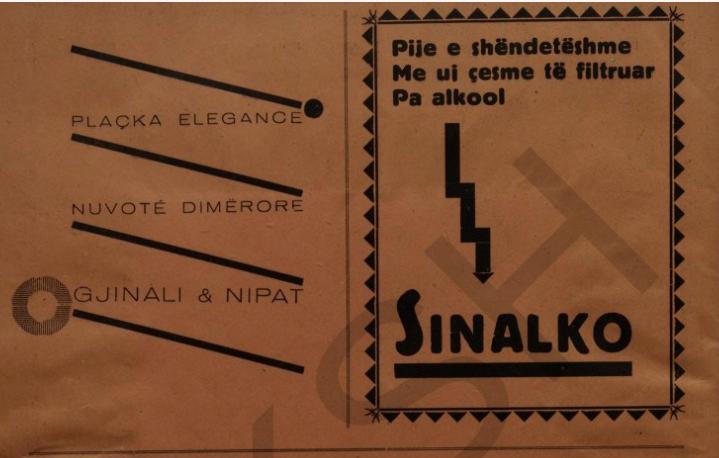 Sinalco beverage
