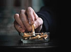 tobacco warning images Albania
