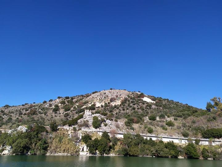 Sotira Hills in Butrint