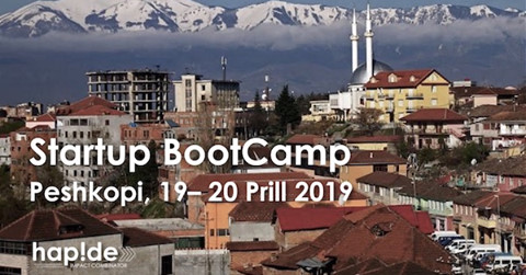 Dibra Youth Invited to Join Hapide – Startup BootCamp