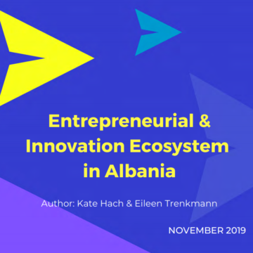 12 Findings on the Albanian Startup Ecosystem