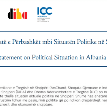 AmCham, DIHA &ICC Call for Solution as Political Stalemate Hurts Economy