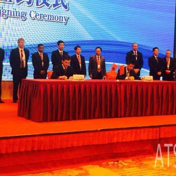 Albanian town of Fier and Chinese town of Wuxi sign twinning agreement