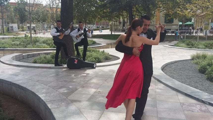 Argentinian Tango Comes in 5 Cities This Summer