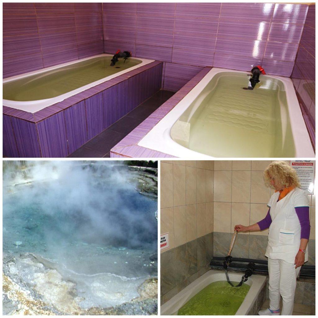 Thermal Baths Elbasan