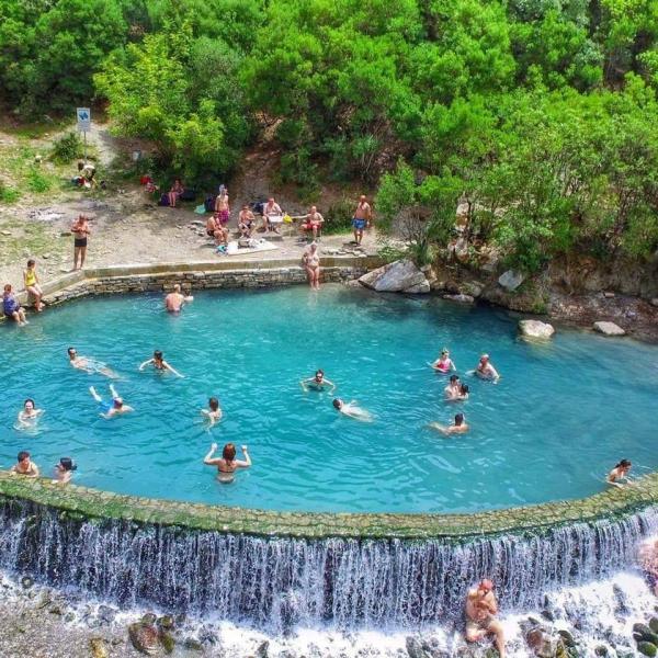 benja thermal baths