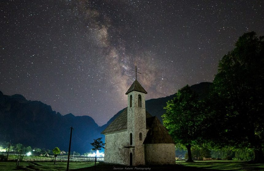 Story Time with Milky Way Chasers in Albania