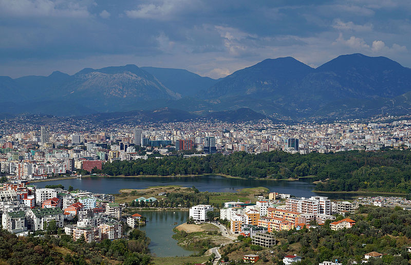 Tirana Artificial Lake