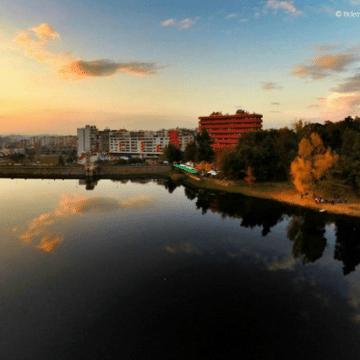 Tirana Artificial Lake in 5 stunning photos