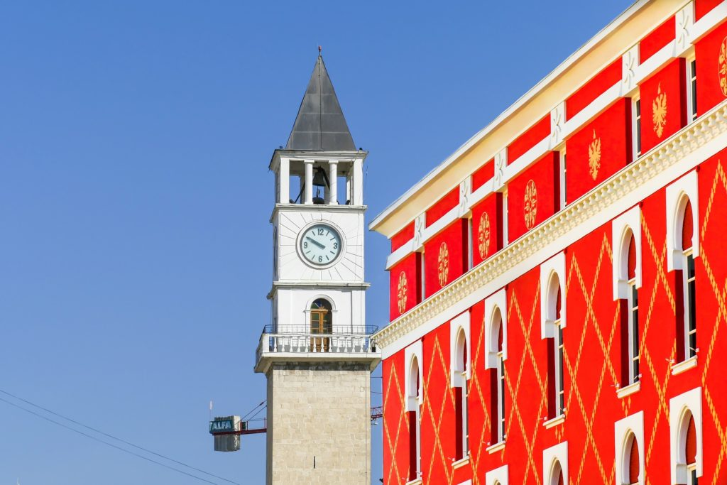Tirana Clock Tower