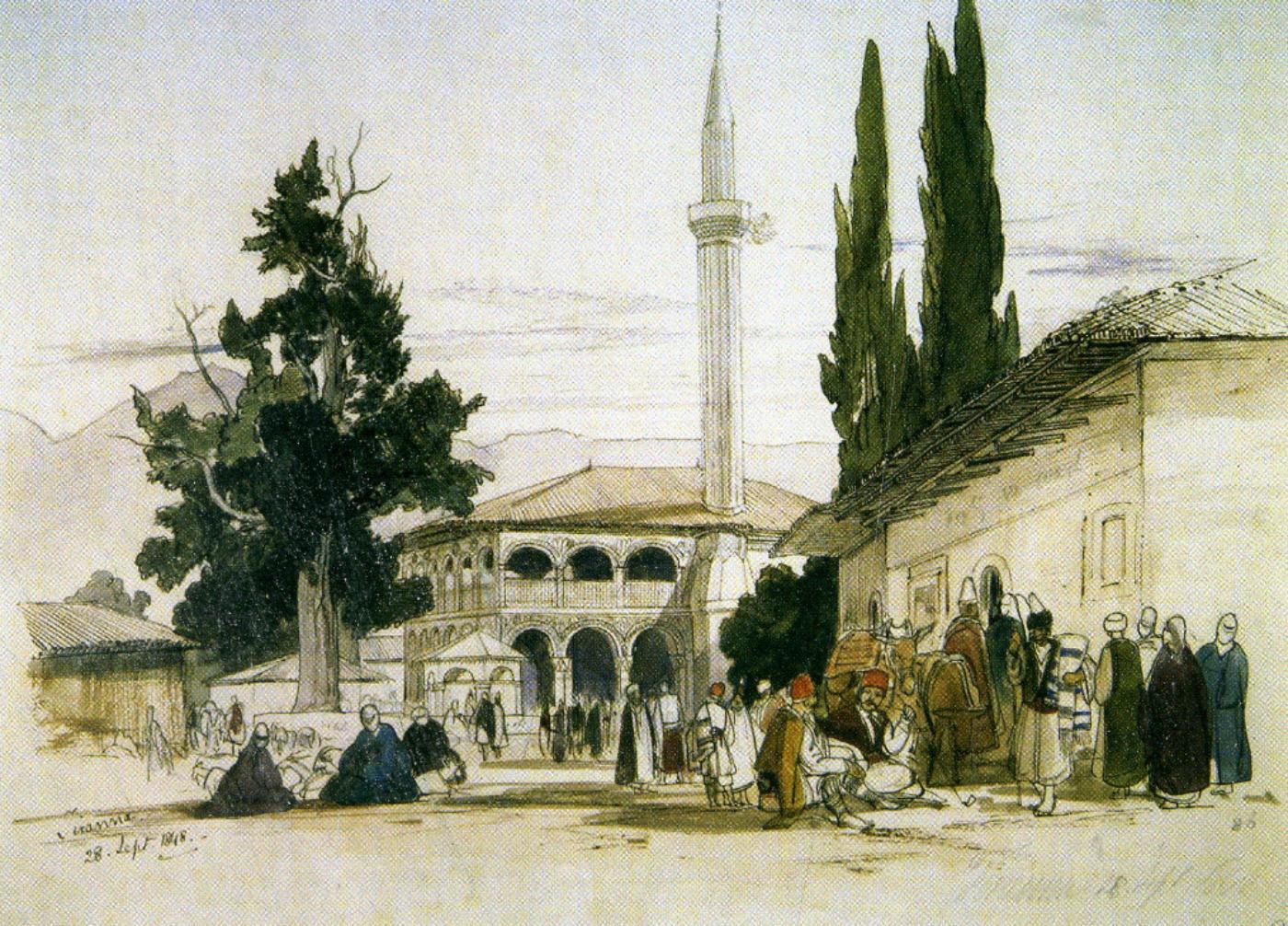 Tirana Edward Lear