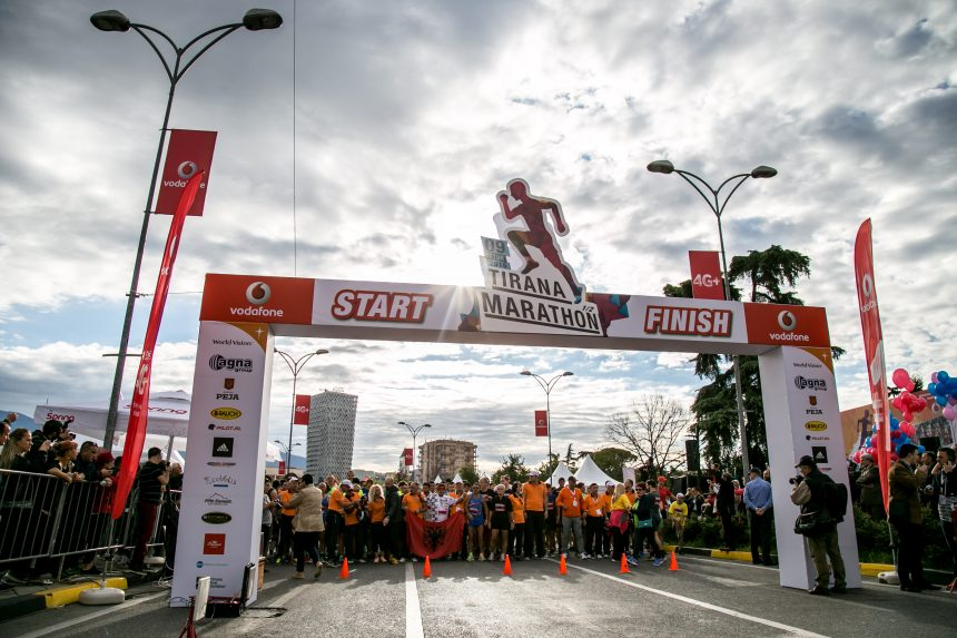 Second Edition of Tirana Half-Marathon Returns on October 15