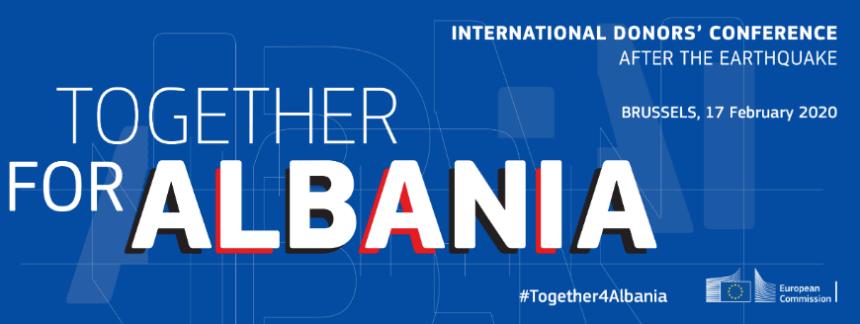 Donors Pledge €1.15 billion to Albania
