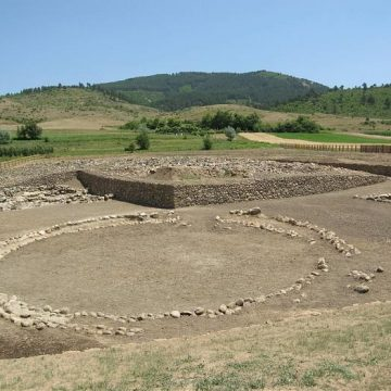 The Tumulus of Kamenica becomes a touristic destination in Korca
