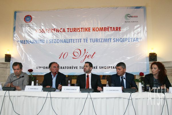 Travel Operators Union holds conference on Seasonal Management of tourism in Albania