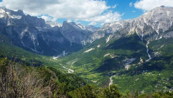 Washington Post writes about mountain tourism in Albania