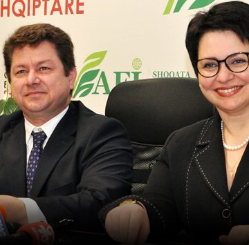 Ukraine Gives Green Light to Albanian Meat and Dairy Exporters
