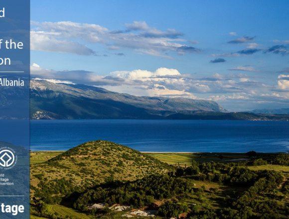 Albanian Part of Ohrid Lake Inscribed on UNESCO World Heritage List