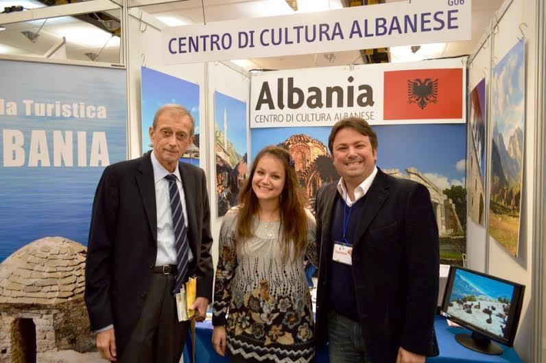"""Albania presented at """"Fa La Cosa Giusta"""" fair in Italy"""