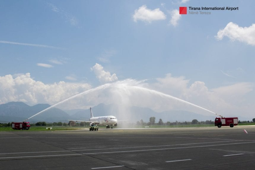 Ural Airlines Launches Moscow-Tirana Summer Charter Schedule